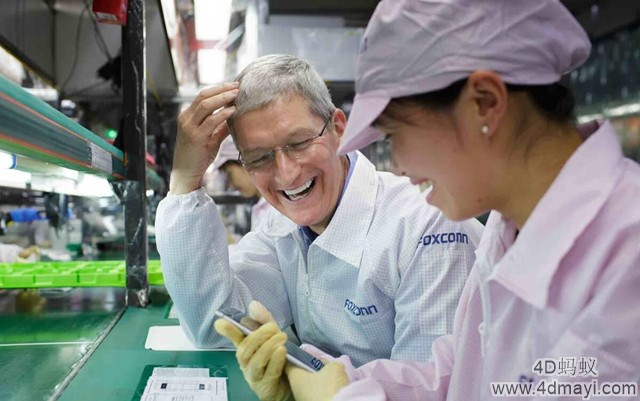 iPhone即将转移生产线吗?传富士康已在越南买地!
