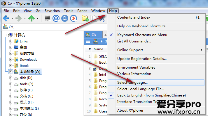 XYplorer 19.20.0000 资源管理器多国语言便携注册版
