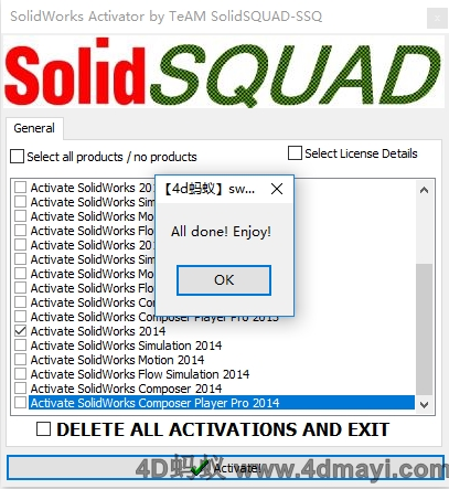 SolidWorks 2014 x64 简体中文免费注册版